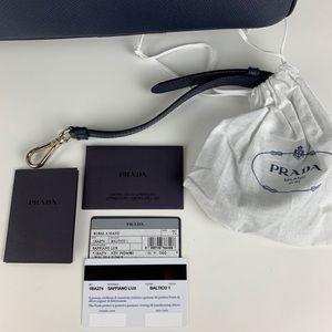 0738a8a3e66e Prada Bags - New Prada Italian Galleria Navy Double Zip Tote
